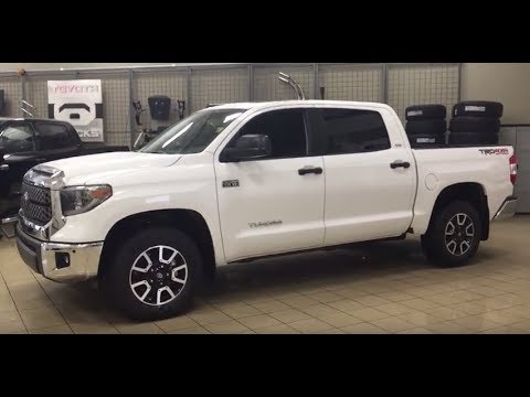 2018 Toyota Tundra Trd Off Road Review