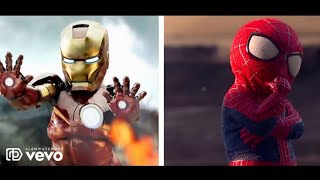 Download Ya lili Remix || Spiderman And IronMan (Baby Version) Arabic Mix