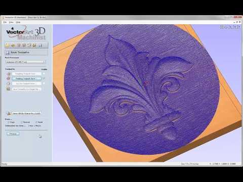 A07 - Import 3D Data Machinist