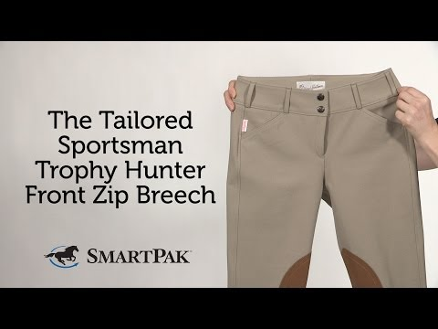 The Tailored Sportsman Trophy Hunter Front Zip Breech Review