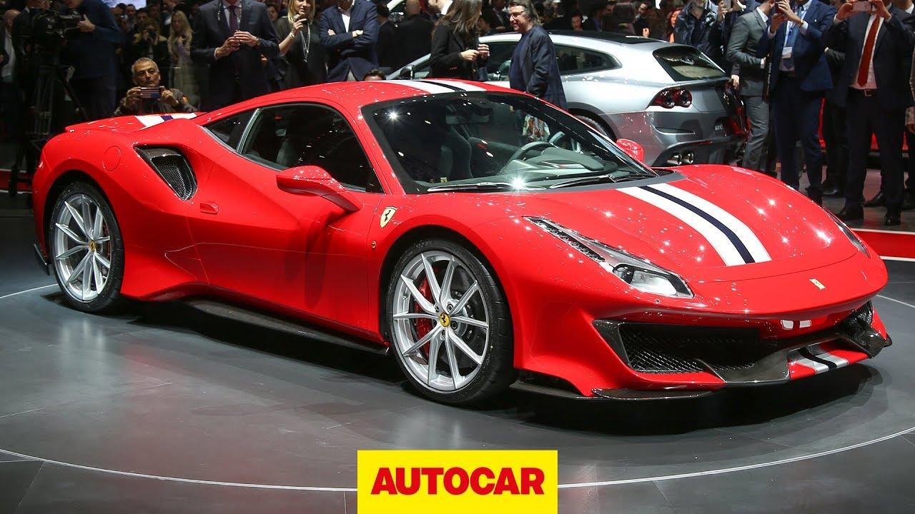 Картинки по запросу Ferrari 488 Pista geneva