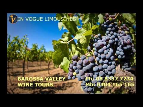 In Vogue Limousines: Limo Wine Tours Barossa Valley South Australia