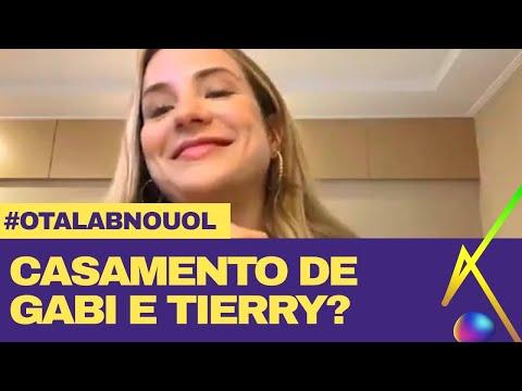 Gabi Martins sobre