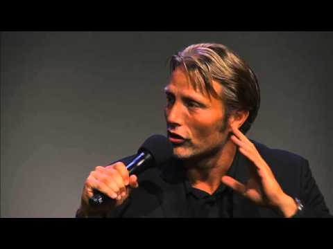 Mads Mikkelsen and Thomas Vinterberg  Meet the Filmmaker