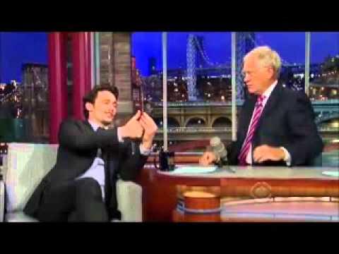 James Franco - David Letterman