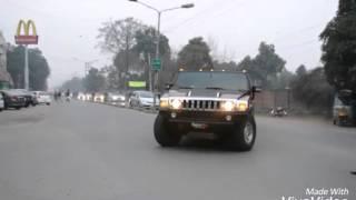 shuja royal limo servises pakistan