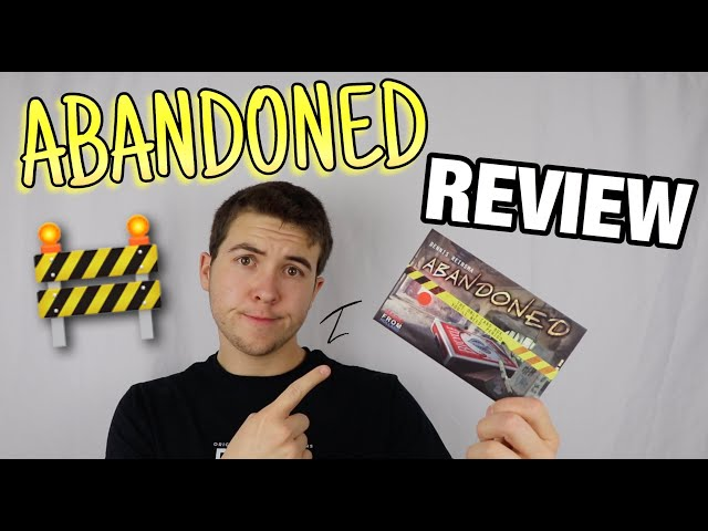 Abandoned by Dennis Reinsma & Peter Eggink- Magic Trick Review