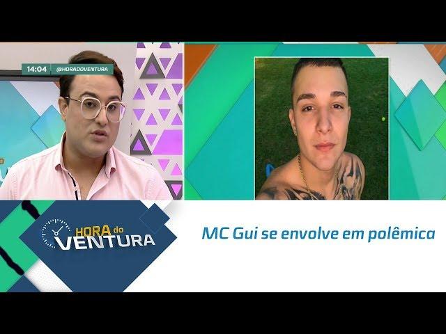 MC Gui se envolve em polêmica, após colocar criança em situação vexatória na Disney - Bloco 01