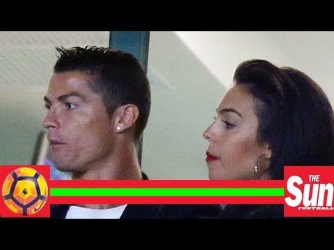 Ronaldo watches former club sporting lisbon and gets hero's welcome