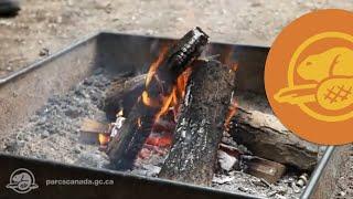 Comment allumer un feu de camp