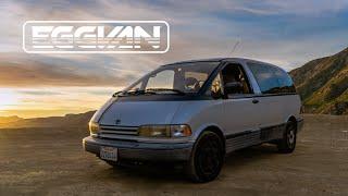 1991 Toyota Previa: The Eggvan