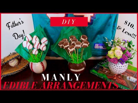 EDIBLE ARRANGEMENTS FOR DAD | FATHER'S DAY GIFT IDEAS
