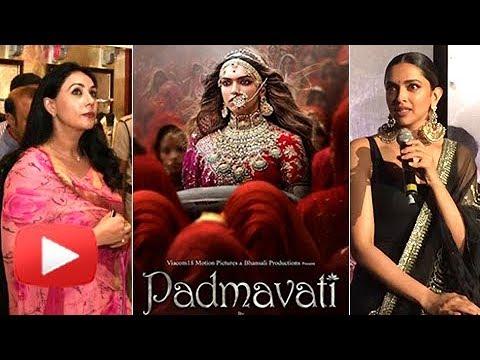 Jaipur EX Princess SLAMS Padmavati, ANGRY TWEET