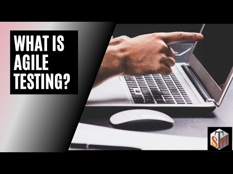 What Is Agile Testing? Agile Testing Methodology With Examples