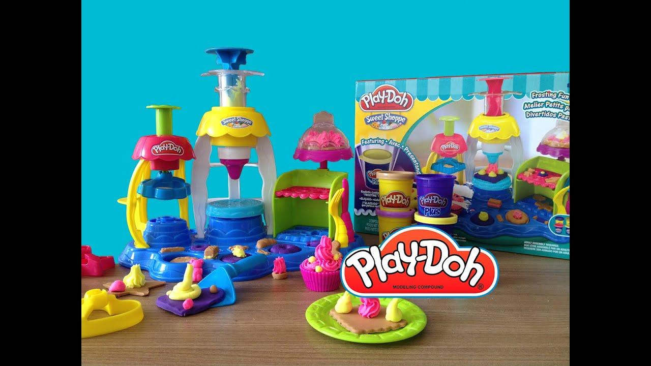Play Doh Knete Gegessen
