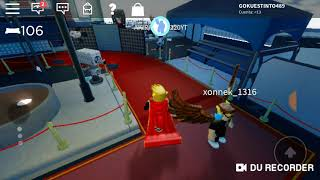 Haciendo los eventos de roblox (the 6th Annual bloxys
