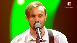 KUZNETSOV - Deep shivers. Евровидение 2017. Второй полуфинал