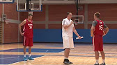 Никита Моргунов в программе Здесь Баскетбол - YouTube