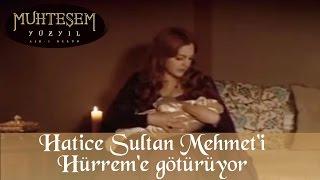 Hatice Sultan Mehmet'i Hürrem'e götürüyor - Muhteşem Yüzyıl 15. Bölüm
