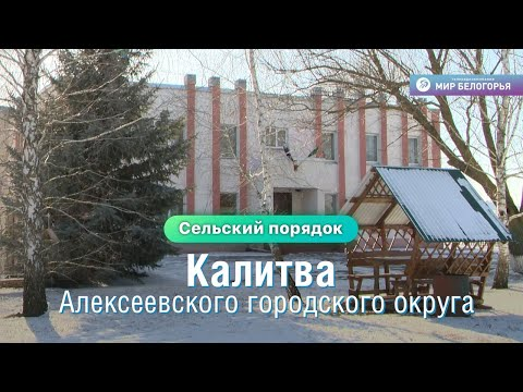 «Сельский порядок». Село Калитва Алексеевского округа (26.02.2020)