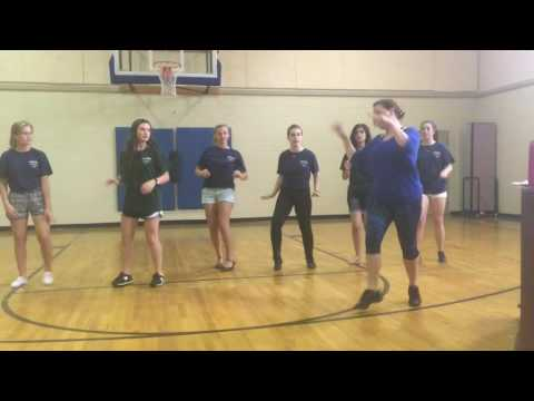 Part 6 of Guys and Dolls Musical: hotbox girls