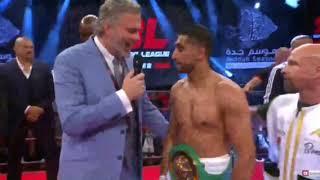 AMIR KHAN VS BILLY DIB FULL FIGHT REVIEW: KHAN KNOCKS OUT DIB 4th TO WIN WBC TITLE