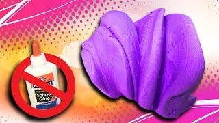 How to make Slime without glue, salt, borax, detergent or liquid starch!