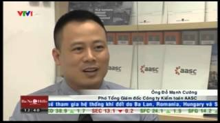PTGD Do Manh Cuong tra loi phong van ban tin tai chinh kinh doanh