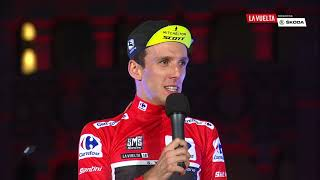 Simon Yates, winner - Stage 21 - La Vuelta 2018