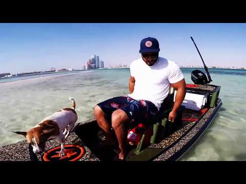 H Craft: A one man skiff  An SUP on steroids  - Fly Life Magazine