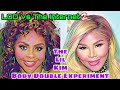 watch he video of The Lil Kim Body Double Experiment UNSEALED