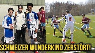 13 Jähriges Wunderkind & Abonnenten zerstören Fussballspiel!!