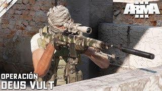 MISIÓN COOPERATIVA | OPERACION DEUS VULT | ArmA 3 Gameplay Español (1440p60 HD)
