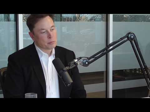 What one question would you ask General AI? Elon Musk: What's outside the simulation?