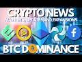 Bitcoin Dominance ATH, HPB in Asia, RLC V3, NRG Alpha Testing – Crypto News