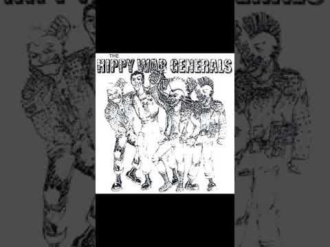 Hippy War Generals - punx life