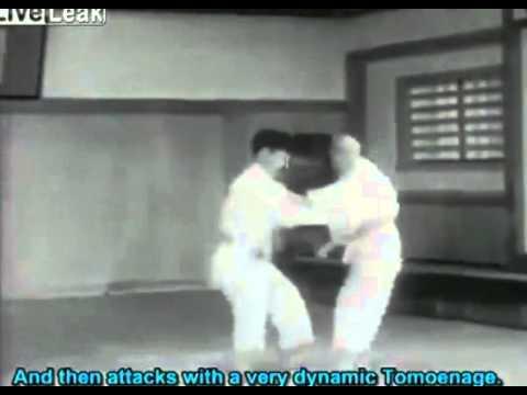 三船 久蔵十段の実戦動画