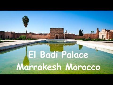 El Badi Palace Marrakesh Morroco