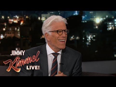 Ted Danson Puts Divorce Rumors to Rest