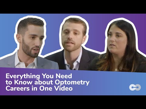 Everything You Need to Know about Optometry Careers in One Video