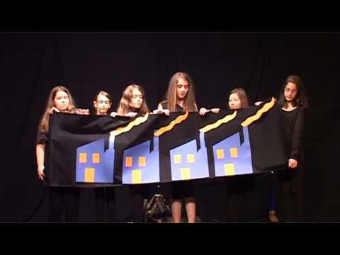 Θεατρικό Δρώμενο της Ε' Τάξης του 4ου Δημ. Σχολείου Καστοριάς για το περιβάλλον