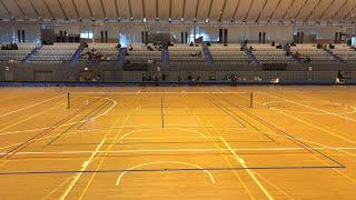 全日本学生選抜ソフトテニスインドア選手権大会 男子 決勝