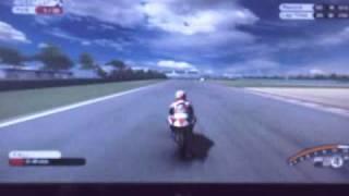 MOTOGP 08 PS3 125 GP