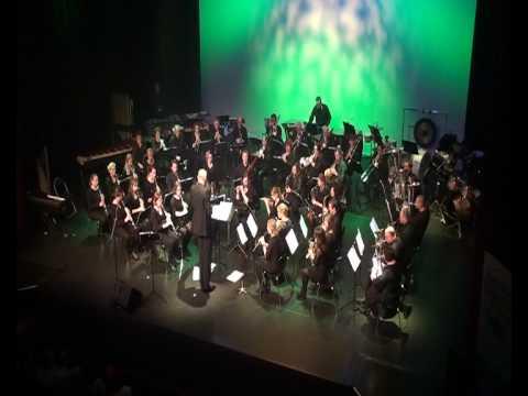 Symfonisch Blaasorkest Overijssel - Out of africa
