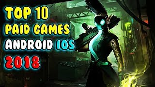 Best Paid Games For Android IOS 2018 #3