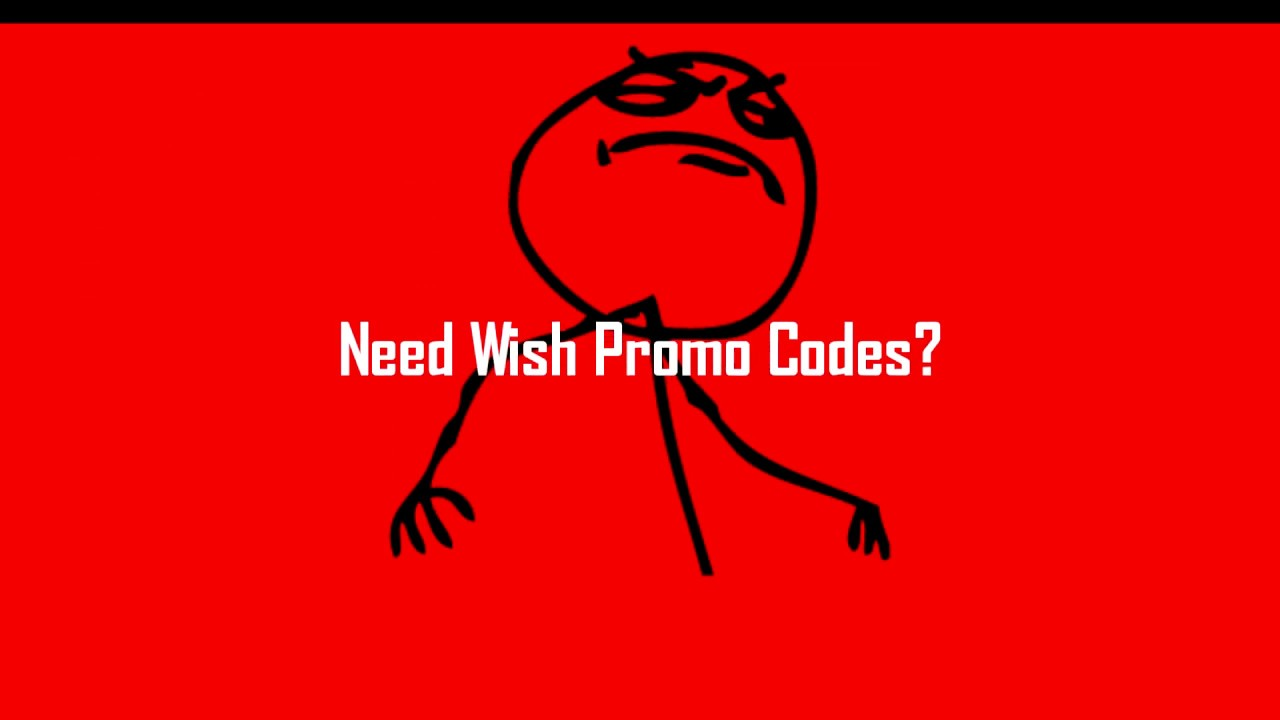 Wish Promo Code 2019 (Existing Customers) - YouTube
