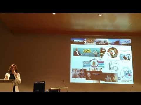 Presentació de la Dra. Cristina Martínez a la XII Jornada de joc responsable