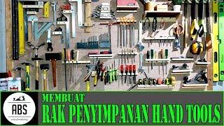 Membuat Rak Hand Tools