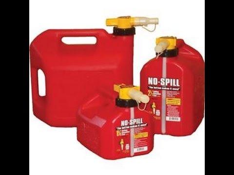 Fuel & Gas Storage