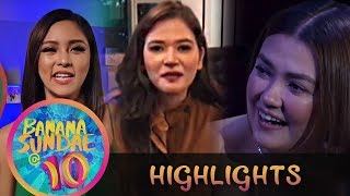 Banana Sundae: Angelica receives heartwarming birthday messages from Kim Chiu and Bela Padilla